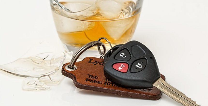 אלכוהול בזמן נהיגה